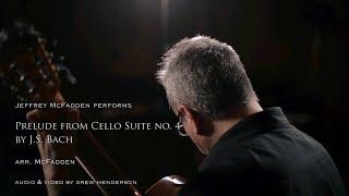 J.S. Bach Cello Suite no. 4: Prelude