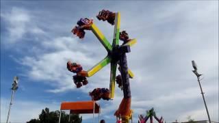 download lagu Power Surge Ride At Kentucky State Fair 2016 gratis