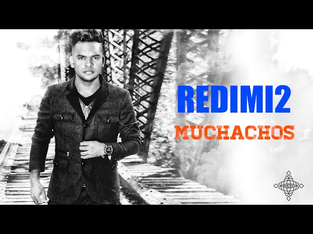 TRACK 12. MUCHACHOS - REDIMI2 @RealRedimi2