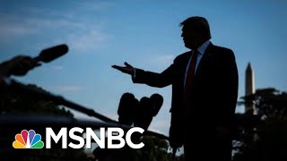Govt. Whistleblower Heard Trump Say Something Troubling To A Foreign Leader | The 11th Hour | MSNBC
