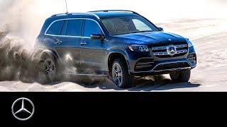 Mercedes-Benz GLS (2019): Extreme Desert Test Drive