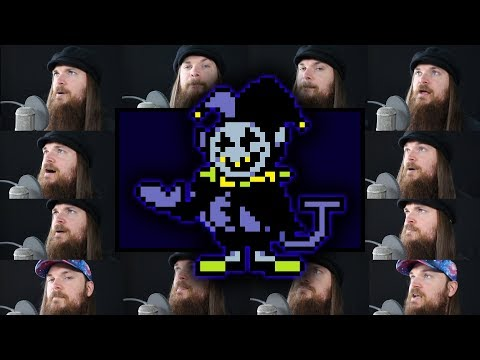 DELTARUNE - The World Revolving Acapella