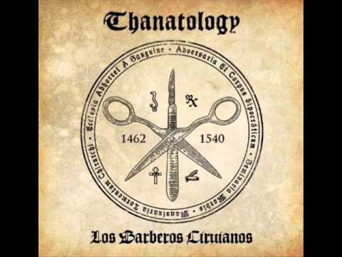 Thanatology - Los Barberos Cirujanos (Full EP)