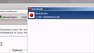 Favicon Web Browser Icon How To - HTML Website Design Tutorial