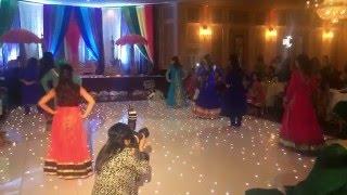 BEST MEHENDI DANCE OF ALL TIME 2015