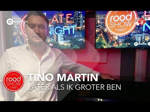 Tino Martin - Later Als Ik Groter Ben live @ RLN