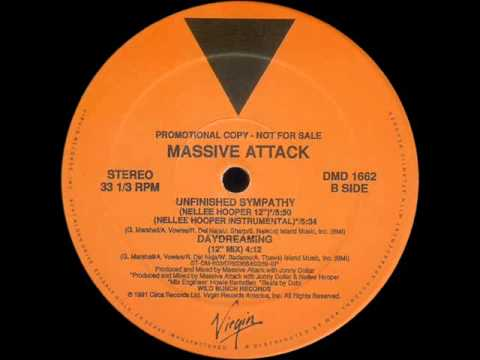 Massive Attack - Unfinished Sympathy (Nellee Hooper 12
