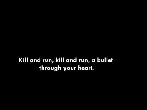 Sia Furler - Kill and Run Lyrics (The Great Gatsby)