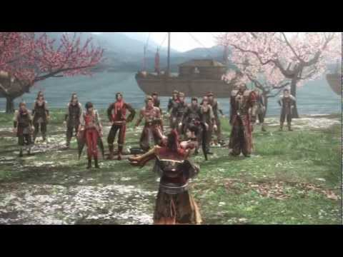 Dynasty Warriors 7 Cutscenes Wu Movies A Dream Fulfilled