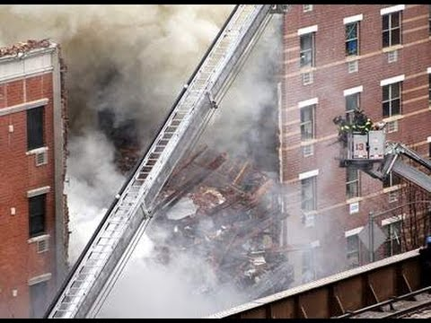 [RAW FOOTAGE]: Harlem Explosion Causes Collapse Of Two Buildings, Multiple Deaths Reported