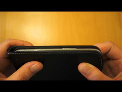 Roxfit Leather Style Flip Case Review Samsung Galaxy S3
