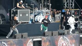 Limp Bizkit live at Sonisphere Basel 24.6.2011 - Break Stuff