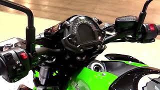 2018 Kawasaki Z900 Milan Complete Accs Series Lookaround Le Moto Around The World