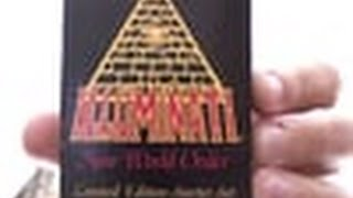 Illuminati Card Game:New World Order, 1994 Limited Edition Set