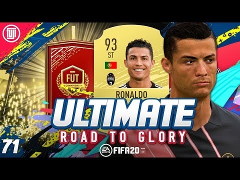 BEST OF TOTW PACK!!!! ULTIMATE RTG #71 - FIFA 20 Ultimate Team Road to Glory