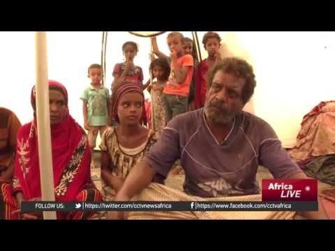 Marzai camp in Djibouti offers a new home to refugees