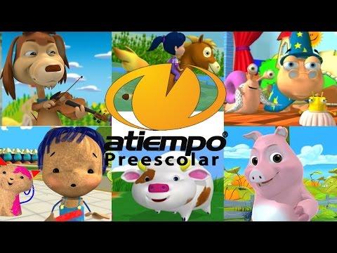 ENGANCHADOS CANCIONES INFANTILES- Perro Chocolo y sus amigos