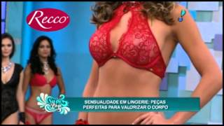 Recco Lingerie no Super Pop