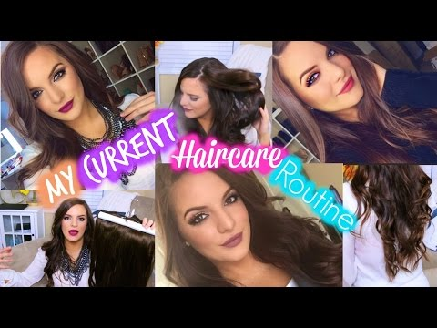 All About My Hair | Haircare Routine | Products I Use To Grow Long healthy Hair video