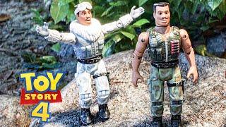 Combat Carl Scene - TOY STORY 4 (2019) Movie Clip
