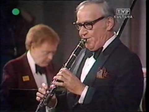 Benny Goodman At Sala Kongresowa, Warsaw Poland 1976
