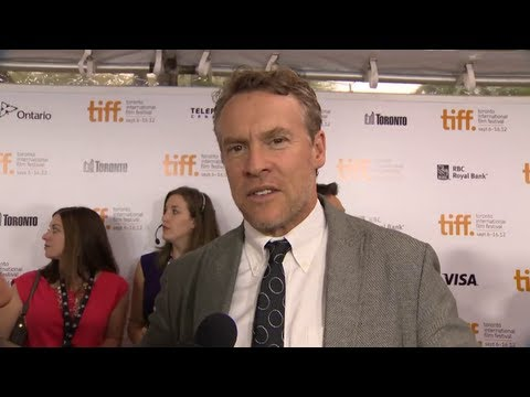 Tate Donovan on the ARGO red carpet