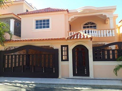 Casa de Venta en Santo Domingo, República Dominicana CVSD-003