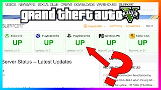Is GTA 5 Now Fixed On PS4?!? - Game Breaking Error That Prevents Playing Updated?!? (GTA 5 Gameplay)