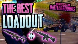 BEST GEAR & GUN LOADOUT IN PUBG MOBILE