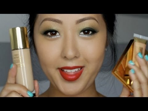 TUTORIAL: YSL Fall 2012 Makeup Collection + Review [feat. NEW Le Teint Touche Eclat Foundation]