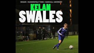 Kelan Swales' Soccer (Football) Highlight Video
