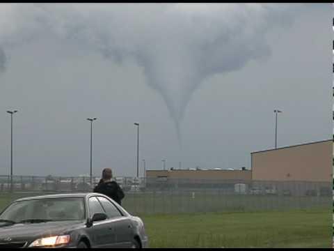 Grand Forks, North Dakota Tornado