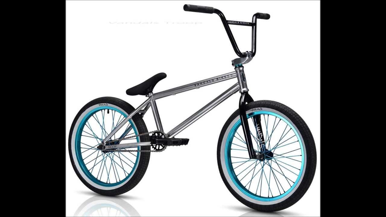 My 2014 Top 10 BMX Bikes - YouTube