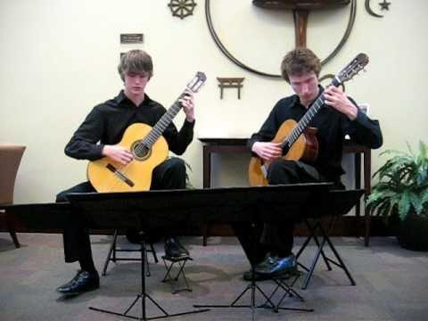 Duo Concertant in E Minor, Op. 31, No. 3 by Antoine de Lhoyer