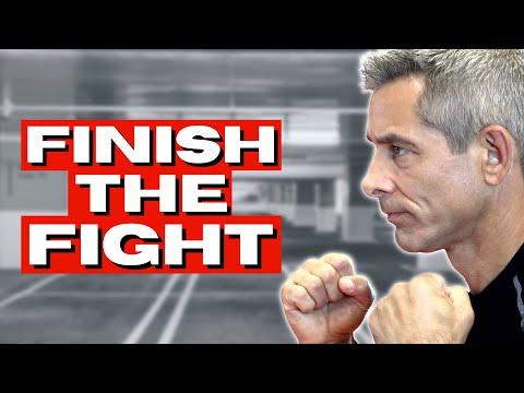 Self Defense Training Tip: Finish the Fight