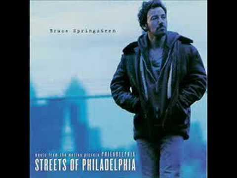 Street of Philadelphia - Bruce Springsteen