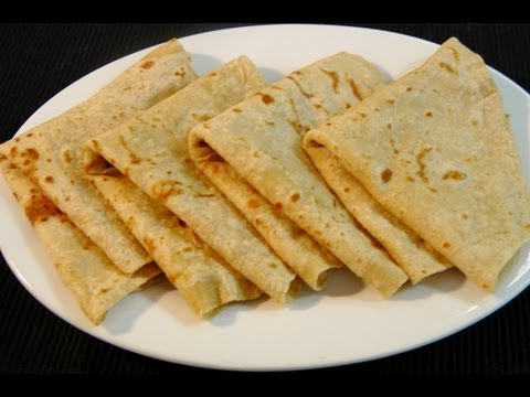 How to make roti / chapati / poli (Layered roti) Music Videos