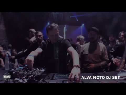 Alva Noto Boiler Room London DJ Set