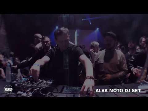 Alva Noto Boiler Room London DJ Set