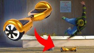 HOVERBOARD BAIT PRANK!!