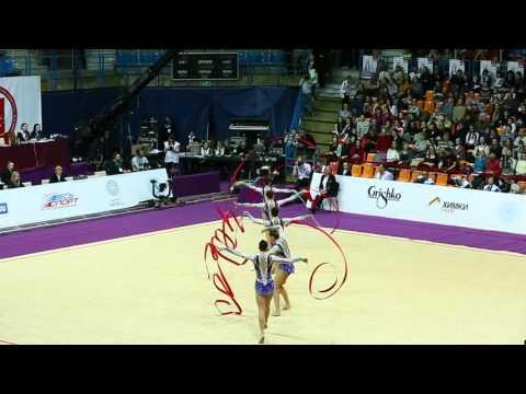 Команда Израиля, ленты. Гран При 2016. Художественная гимнастика