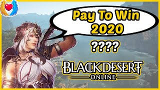 Is It Worth Playing? - Black Desert Online In 2020 - P2W Concerns & Reality