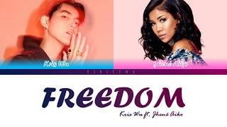 Kris Wu Freedom Ft Jhené Aiko Colour Coded