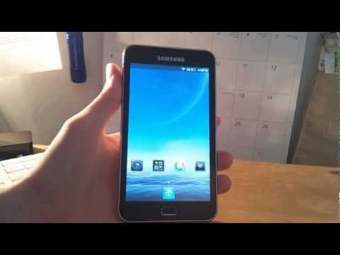 How to install LewaOS on the Samsung Galaxy WiFi 5.0