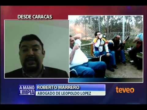 Reprimen a Leopoldo López en Ramo Verde - América TeVé