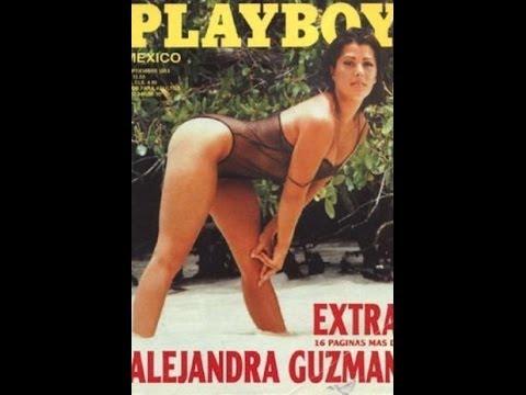 Famosas mexicanas en la historia de desnudos de Playboy