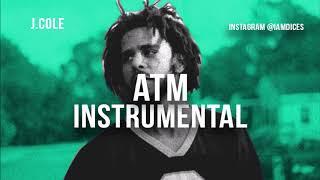 "J. Cole ""ATM"" Instrumental Prod. by Dices *FREE DL*"