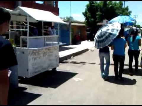 Guanajuato Cerro prieto del Carmen