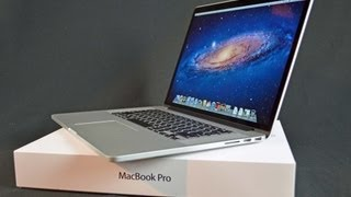 New Retina MacBook Pro_ Unboxing and Tour