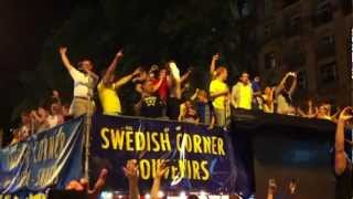 we are the champions by Sweden (EURO 2012)
